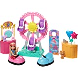 Barbie GHV82 Club Chelsea Carnival Doll and Playset