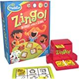 ThinkFun 97700 Zingo - Bingo with a Zing Game