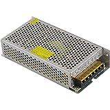 Sutekus 直流安定化電源 実パワー表示 出力DC12V コンバーター 安全保護 回路 装置 1年保証 (最大電流10A)