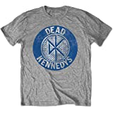 Rockoff Trade Dead Kennedys Men's Vintage Circle T-Shirt