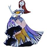 Enesco Disney Showcase Couture de Force The Nightmare Before Christmas Sally Figurine, 7.28 Inch, Multicolor