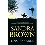 Unspeakable: The gripping thriller from #1 New York Times bestseller