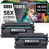 Cool Toner Compatible Toner Cartridge Replacement for HP CF258X 58X 58A CF258A Toner HP Laserjet Pro M404n MFP M428fdw M428fd