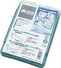 ロゴス 保冷剤 倍速凍結 長時間保冷 氷点下パックM 奥行き19.6cm 幅13.8cm 高さ2.6 cm