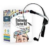 NeuroSky社製 MindWave Mobile 2 脳波センシングヘッドセット [Brainwave Starter Kit][型番80027-032][正規輸入品]