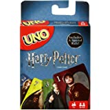 Mattel - Card Games - UNO Harry Potter