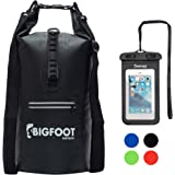 Dry Bag -5L,10L,20L,30L Waterproof Floating Gear Backpack Bags, Ultralight Perfect Wet Dry Sack for Boating,Kayaking,Fishing,