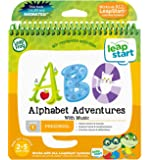 LeapFrog LeapStart Preschool Book, Alphabet Adventures and Music