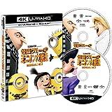 怪盗グルーのミニオン大脱走 (4K ULTRA HD + Blu-rayセット)(2枚組) [4K ULTRA HD + Blu-ray]