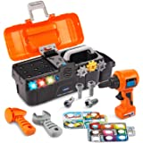 VTech 80-178260 Drill and Learn Toolbox Amazon Exclusive Orange