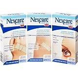Nexcare Steri-Strip Skin Closure White Reinforced, 3mm x 75mm, (Pack of 20)