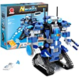GP TOYS STEM Robot Building Kits for Kids- Remote Control Engineering Science Educational Learning Science Building Toys for