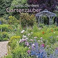 Gartenzauber - Magical Gardens 2019 Broschuerenkalender
