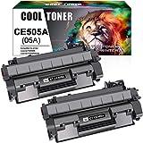 Cool Toner Compatible Toner Cartridge Replacement for HP 05A CE505A Toner Cartridge for HP Laserjet P2035 P2055DN P2035N P203