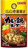 ダイショー CoCo壱番屋監修 カレー鍋スープ 750g ×5個