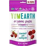 Yum Earth Organic Lollipop Bag Vitamin C 85g