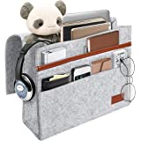 Jjwl Bed Pocket,kids Bedside Caddy Storage Organizer, Eco-friendly Felt Extra Large Bedside Caddy For Bed, Table And Sofa (TY
