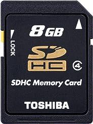 TOSHIBA SDHCカード 8GB Class4 日本製 (國內正規品) SD-L008G4