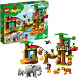 LEGO DUPLO Town Tropical Island 10906 Building Bricks, Animal Toy for Toddlers, 2019