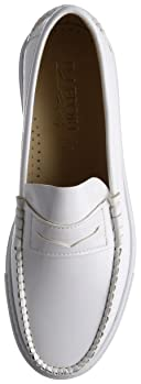 Daniele Lepori Patent Leather Loafer 115-43-0849: White