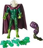 スパイダーマンLegendsシリーズ6インチMarvel 's Mysterio (バリアントホワイトヘッドバージョン)