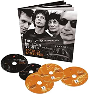 Totally Stripped (CD+4DVD)
