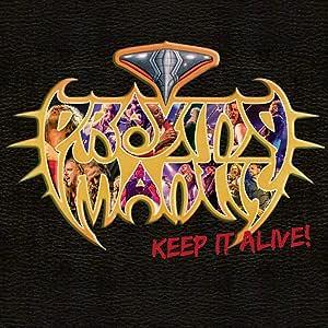 Keep It Alive -CD+DVD-