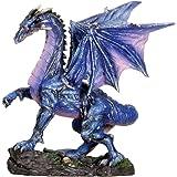 StealStreet Midnight Dragon Serpent Collectible Figurine