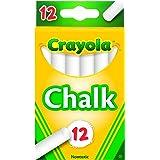 Crayola 12 Chalkboard Sticks White