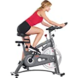 Sunny Health & Fitness Endurance Series Magnetic Indoor Cycling Exercise Bike