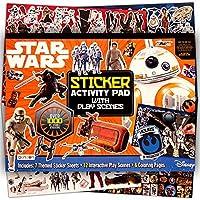 Star Wars Ultimate Sticker Book ~ Over 1000 Star Wars Stickers [並行輸入品]