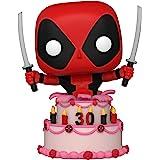 Funko Pop! Deadpool - Deadpool in Cake 30th Anniversary Action Figure