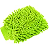 Premium Car Wash Glove Microfibre   Scratch-Free Car Wash Mitt   Double Sided Glove for Car Cleaning   Auto Detailing,Washing