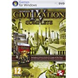Sid Meier's Civilization IV: Complete (PC DVD)