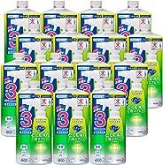 【ケース販売】キュキュット クリア泡スプレー 食器用洗剤 グレープフルーツの香り 詰め替え 720ml×12個