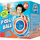 The ULTIMATE POOL BALL - You Fill This Ball with Water to Play UNDERWATER Games - Dribble Off the Pool Bottom & Pass Under Wa