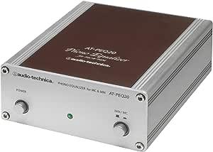 オーディオテクニカ フォノイコライザー AT-PEQ20