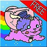 ゾンビ犬がにゃん -さめがめパズル&V系ホラーゆるキャラとボカロ音楽ゲーム