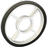 大建プラスチックス 押え枠 高気密スポンジ付 丸型・角型プッシュ式用 WK-100MPS2