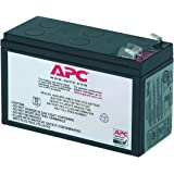 APC UPS Replacement Battery Cartridge for APC UPS Models BE650G, BE750G, BR700G and Select Others (RBC17)