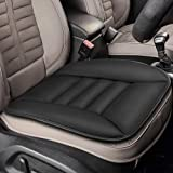 Tsumbay Car Seat Cushion Car Driver Seat Office Home Chair Breathble Memory Foam Seat Cushion Comfort Seat Protector with Non