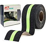 Anti Slip Grip Tape, Non-Slip Traction Tapes with Glow in The Dark Reduce The Risk of Slipping for Indoor or Outdoor Stair Tr
