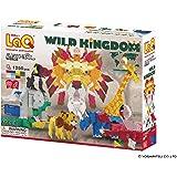 ラキュー (LaQ) アニマルワールド(AnimalWorld) ワイルドキングダム
