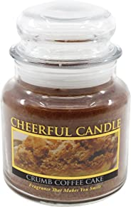 A Cheerful Giver Crumb Coffee Cake 16 Ounce Jar Candle