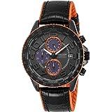 [Angel Clover] 腕時計 モンドソーラー MOS44BK-BK メンズ ブラック