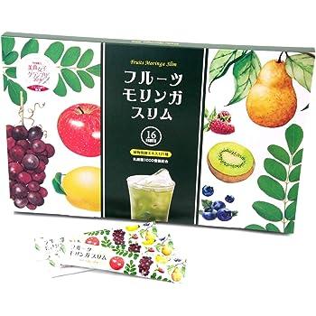 モリンガ 青汁 フルーツ ダイエット スーパーフード スリム ビューティー ボディ メイク (1箱/3g×30包)