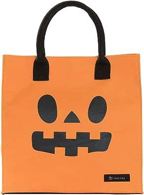 [ハコバッグ] hacobag トートバッグ h0513 Happy Halloween ハッピーハロウィン S