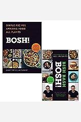 BOSH 2 Books Collection Set (BOSH!: Simple Recipes. Amazing Food, BISH BASH BOSH!) Hardcover