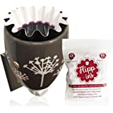 Wax Warmer Liners - BEST NEW INVENTION - FLIPPINS - Specifically designed for Electric Wax Warmers. REUSABLE -Change your sce