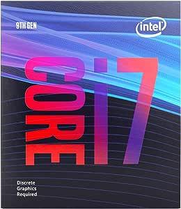 INTEL インテル CPU Corei7-9700F INTEL300シリーズ Chipset マザーボード対応 BX80684I79700F【BOX】